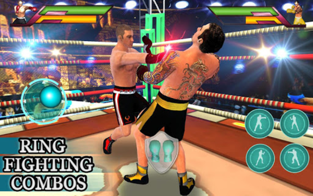Royal Wrestling Cage: Sumo Fighting Game screenshot 6