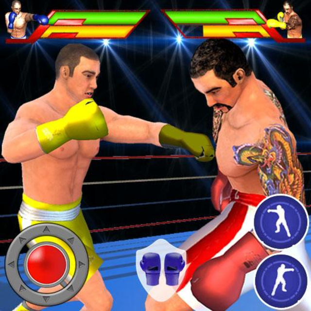 Royal Wrestling Cage: Sumo Fighting Game screenshot 21