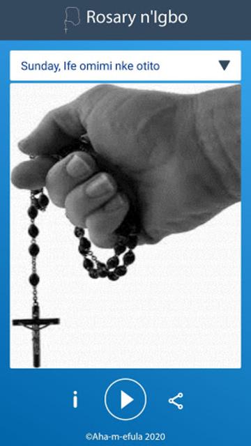 Igbo Rosary screenshot 2