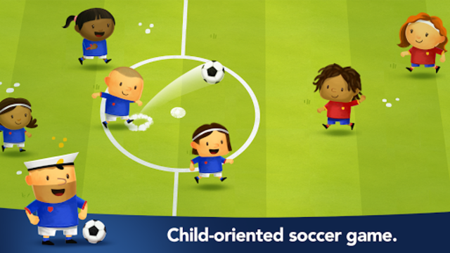 Fiete Soccer - Soccer games for Kids screenshot 1
