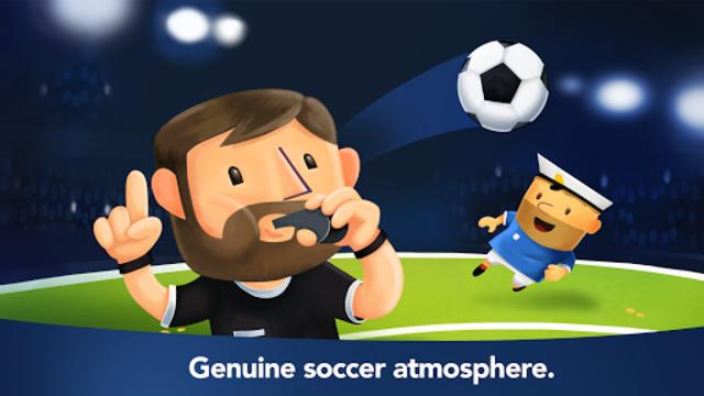 Fiete Soccer - Soccer games for Kids screenshot 2