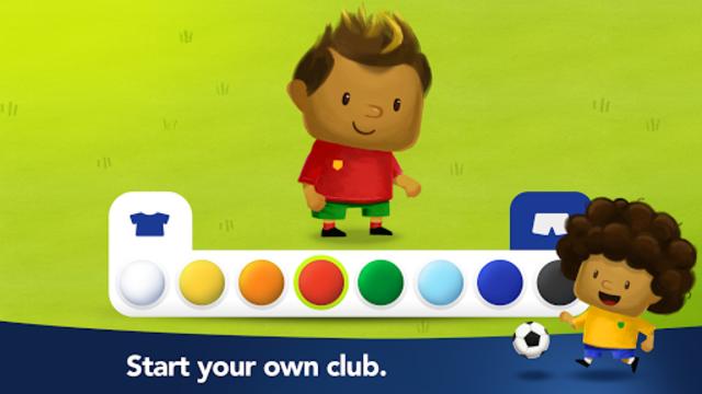 Fiete Soccer - Soccer games for Kids screenshot 3