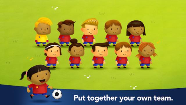 Fiete Soccer - Soccer games for Kids screenshot 4