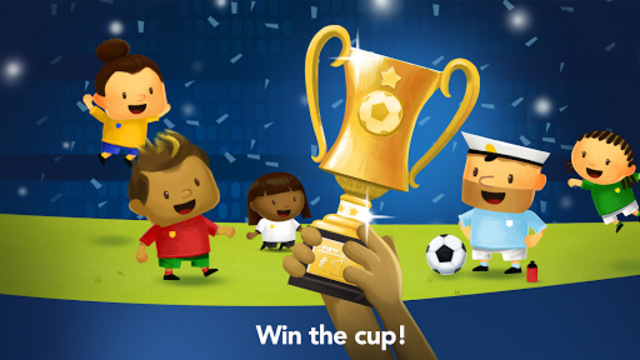 Fiete Soccer - Soccer games for Kids screenshot 5