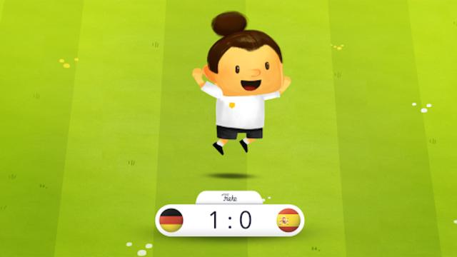 Fiete Soccer - Soccer games for Kids screenshot 7
