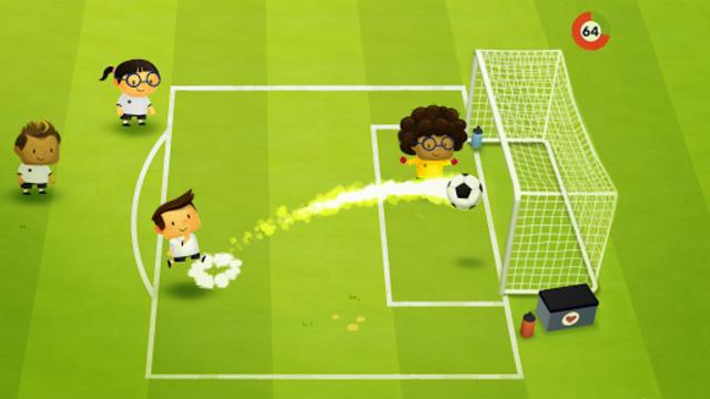 Fiete Soccer - Soccer games for Kids screenshot 8