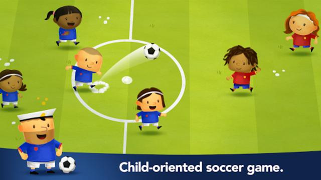 Fiete Soccer - Soccer games for Kids screenshot 9