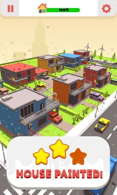Roller Paint House Restoration screenshot 2