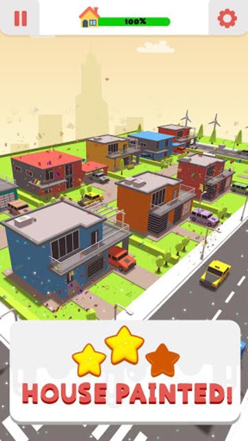 Roller Paint House Restoration screenshot 7