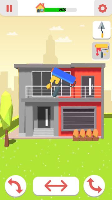Roller Paint House Restoration screenshot 9