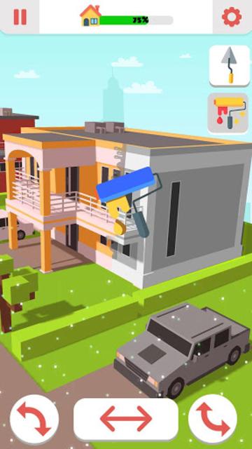 Roller Paint House Restoration screenshot 13