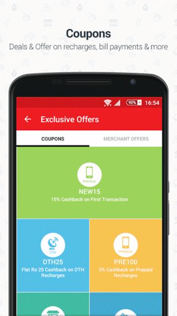 Airtel Money - Recharge & Pay screenshot 1