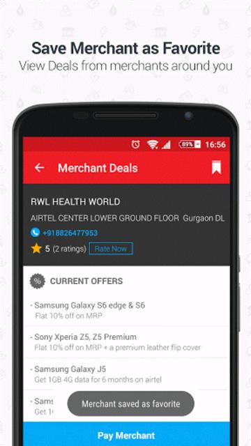 Airtel Money - Recharge & Pay screenshot 3