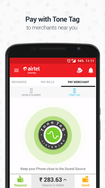 Airtel Money - Recharge & Pay screenshot 6