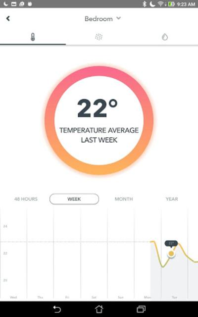 Airthings Wave screenshot 12