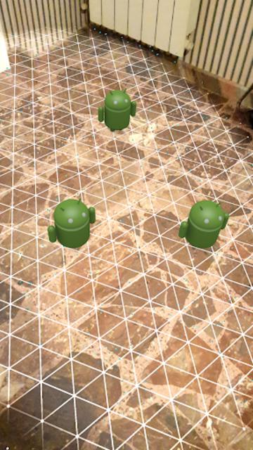ARCore GR screenshot 2