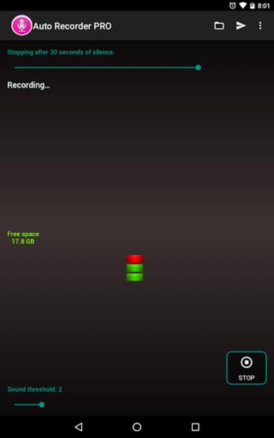 Auto Recorder PRO screenshot 18