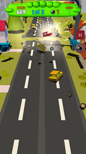 Crush Crazy Cars, car smasher for free screenshot 2