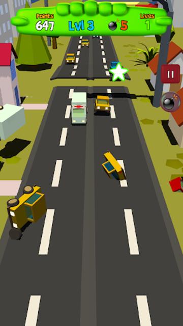 Crush Crazy Cars, car smasher for free screenshot 3