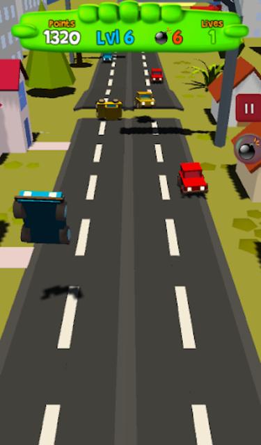 Crush Crazy Cars, car smasher for free screenshot 4