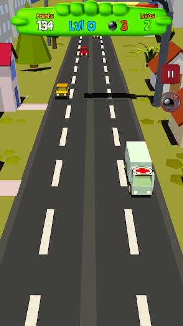 Crush Crazy Cars, car smasher for free screenshot 5