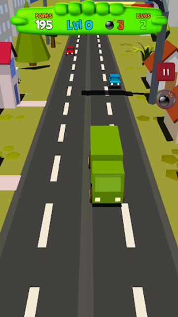Crush Crazy Cars, car smasher for free screenshot 6