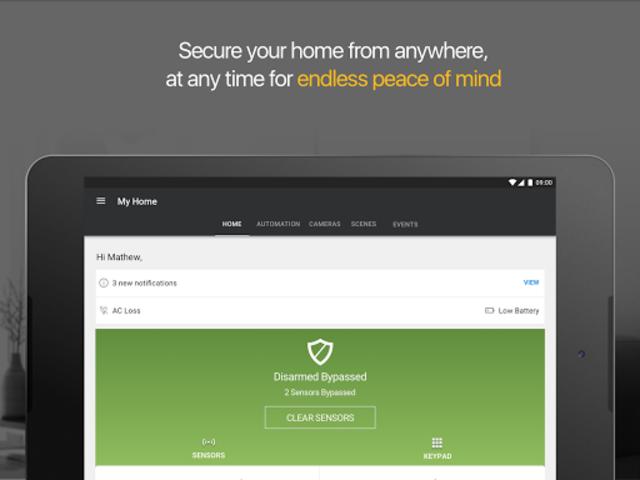 Total Connect 2.0 screenshot 7