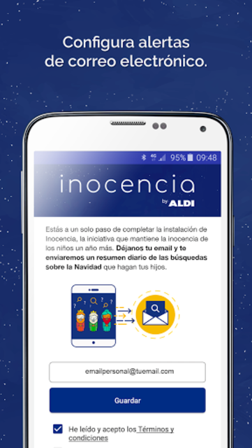Inocencia screenshot 2