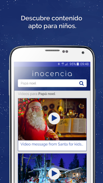 Inocencia screenshot 3