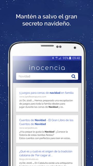 Inocencia screenshot 4