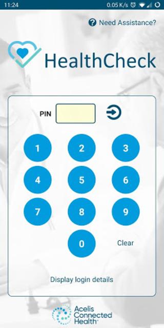 ACH HealthCheck screenshot 1
