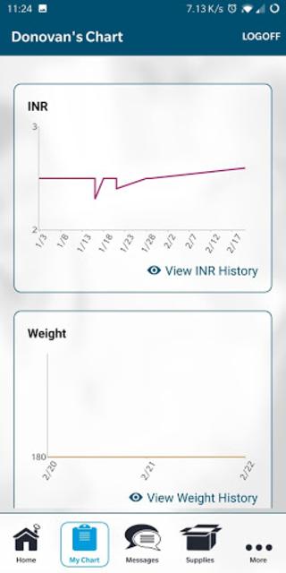 ACH HealthCheck screenshot 3