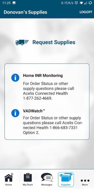 ACH HealthCheck screenshot 5