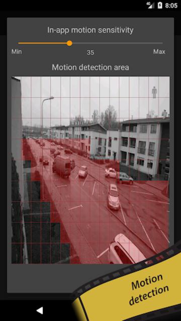 tinyCam PRO - Swiss knife to monitor IP cam screenshot 19
