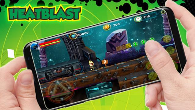Alien Ultimate War Transform Heroes screenshot 2