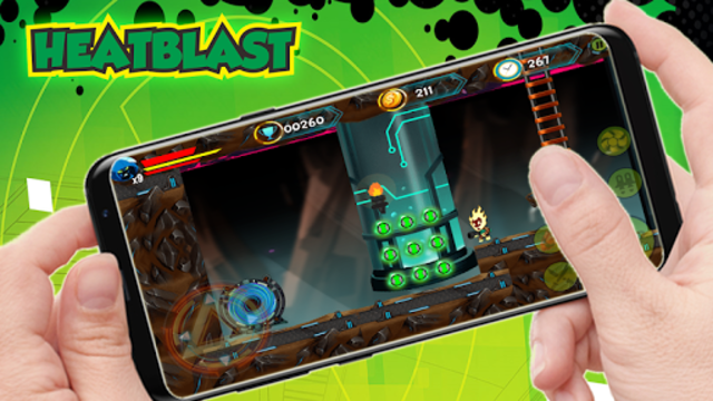 Alien Ultimate War Transform Heroes screenshot 3