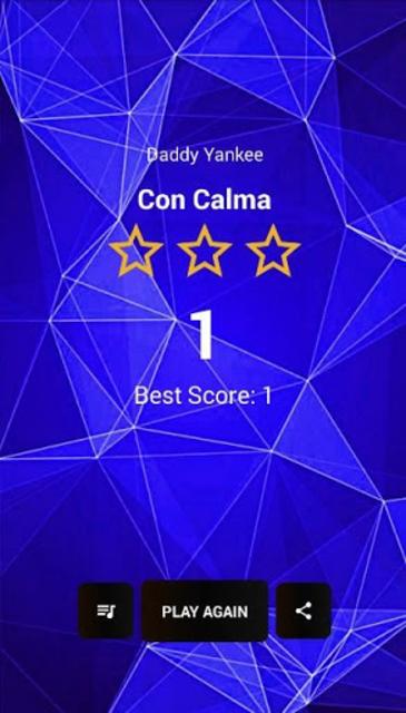 Daddy Yankee Calma Music & Piano Game screenshot 6