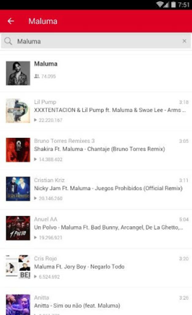 Maluma - Qué Pena screenshot 4