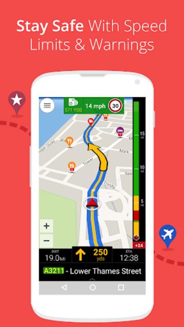 CoPilot Europe Navigation screenshot 6