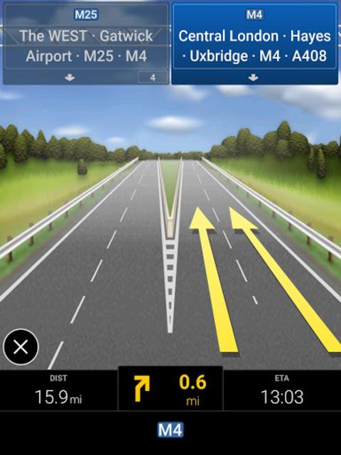 CoPilot Europe Navigation screenshot 10