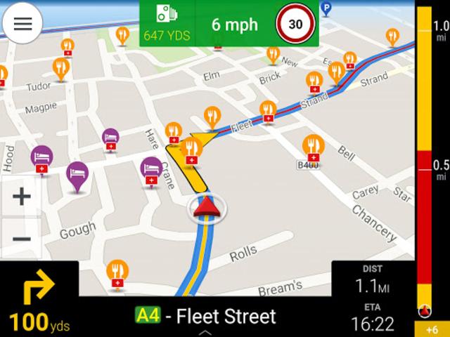 CoPilot Europe Navigation screenshot 11