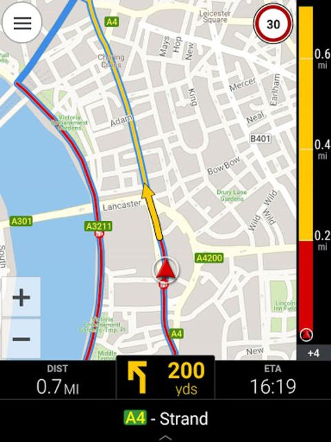 CoPilot Europe Navigation screenshot 14