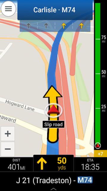 CoPilot Europe Navigation screenshot 16