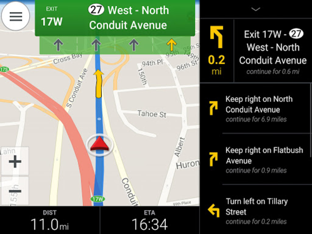 CoPilot GPS - Navigation screenshot 9