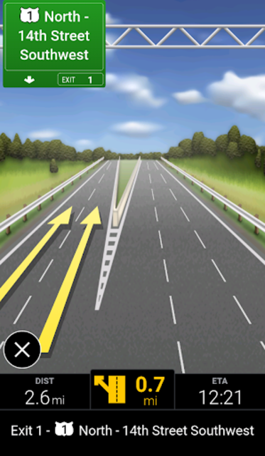 CoPilot GPS - Navigation screenshot 15