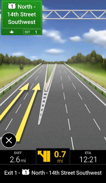 CoPilot GPS Navigation & Traffic screenshot 15