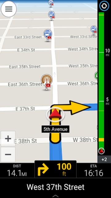 CoPilot GPS Navigation & Traffic screenshot 19