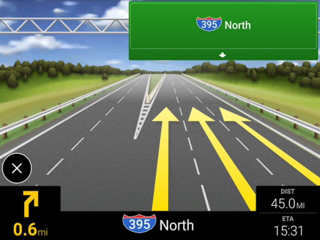 CoPilot Truck USA & CAN - GPS screenshot 10