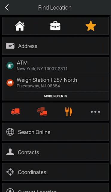 CoPilot Truck USA & CAN - GPS screenshot 15