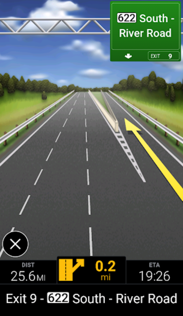 CoPilot Truck USA & CAN - GPS screenshot 17